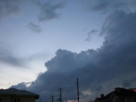 2008.08.29-ゲリラ豪雨後の空2