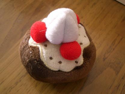 シホンケーキ型おもちゃ