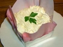 練乳ケーキ