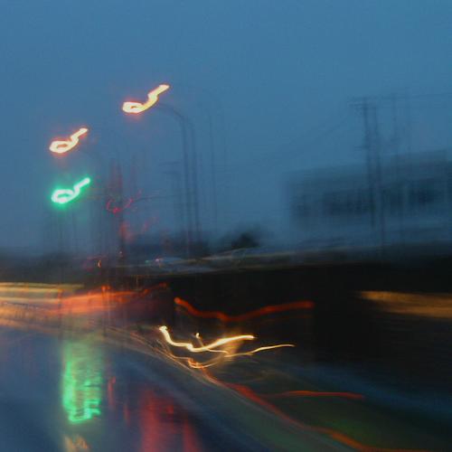 仙台市泉区付近の国道4号線