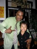 with Marlon Jordan