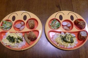 誕生日ご飯2