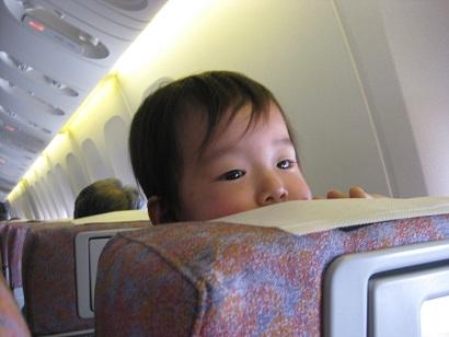 沖縄旅行 飛行機姫