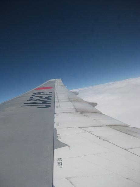 沖縄旅行 飛行機。