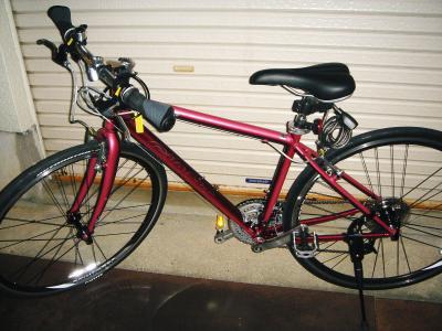 サイクリング用自転車