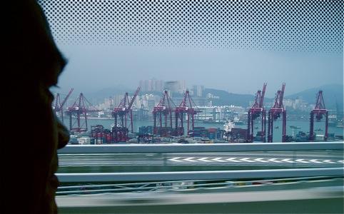 香港 A11バス