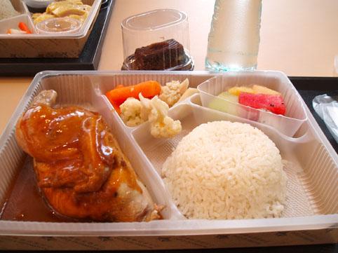 香港のお弁当
