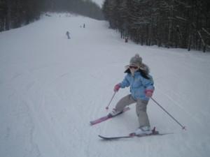 白樺湖スキー
