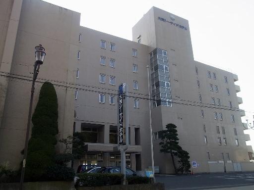 大洗シーサイドホテル