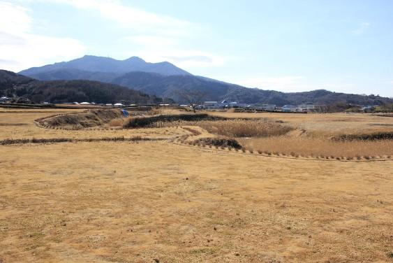 広大な城跡