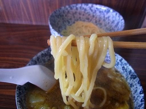 ストレート太麺