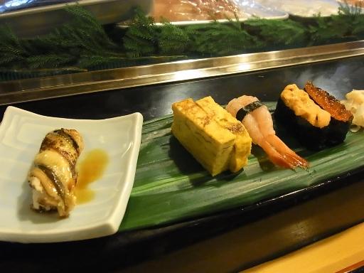 にぎり寿司・後半