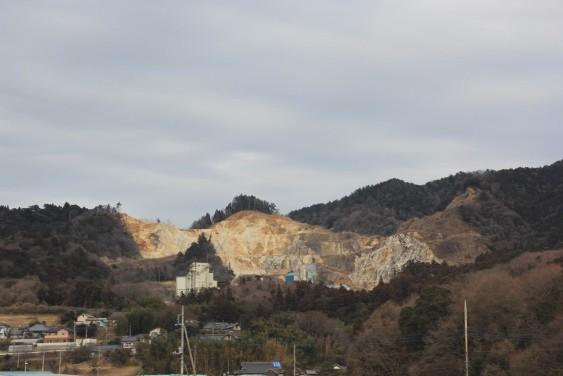 石の倉鉱山