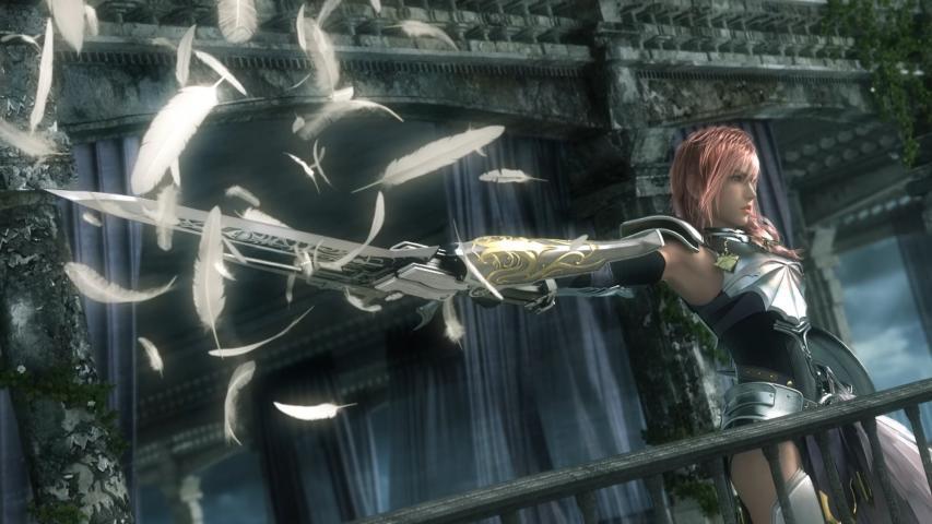 [PS3] ファイナルファンタジーXIII-2 ティザートレーラー