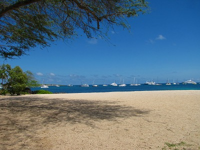 サン・クリストバル島