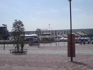 レイクタウン駅