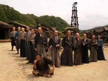 山田孝之さん出演「十三人の刺客」