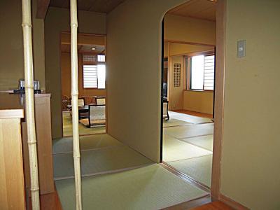 和室12畳+6畳間