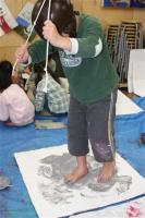 2008. 10 30 白髪一雄へのオマージュ 木曜日編 045_R