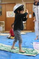 2008. 11 8 白髪一雄へのオマージュ 土曜園児編 010_R