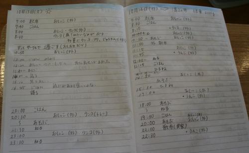 あずき日記2