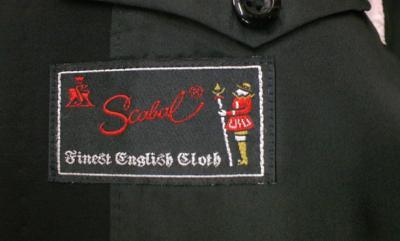 スキャバル scabal スーツ _03