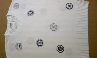 シャネル セーター しみ抜き ウーロン茶 02