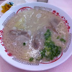 丸幸ワンタン麺