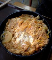 三潴屋カツ丼