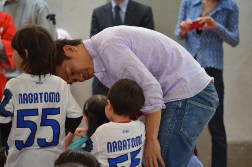 DSC 5496 convert 20110425203955 - イタリアで活躍する日本人サッカー選手たちのミラノチャリティーイベント