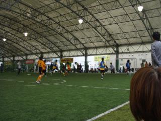 11・9 試合3-3
