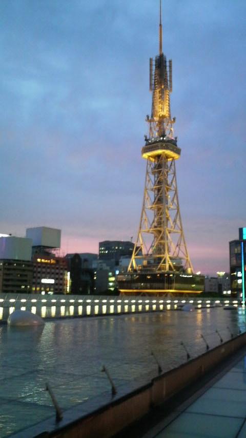 栄 テレビ塔