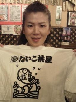 三等賞のTシャツゲット!