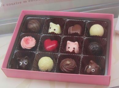 ぶたさんチョコレート