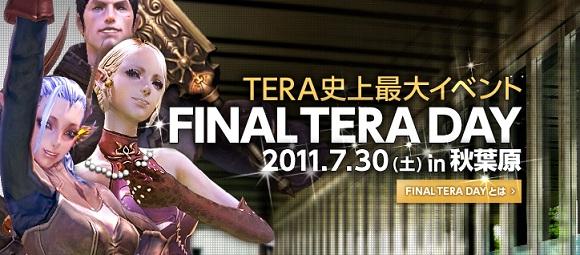final tera day