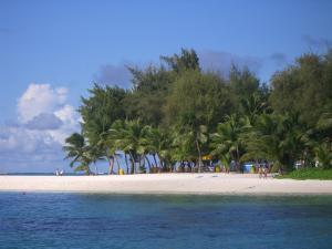サイパン(マニャガハ島)