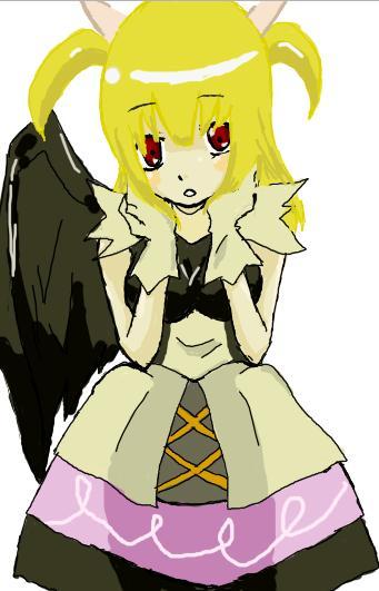 堕天使服♀