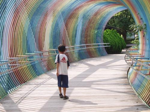 85虹の橋