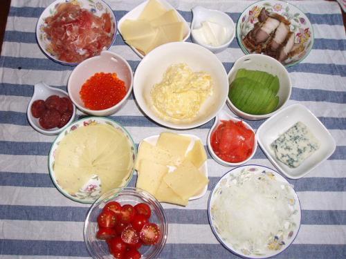 2008815夕ご飯