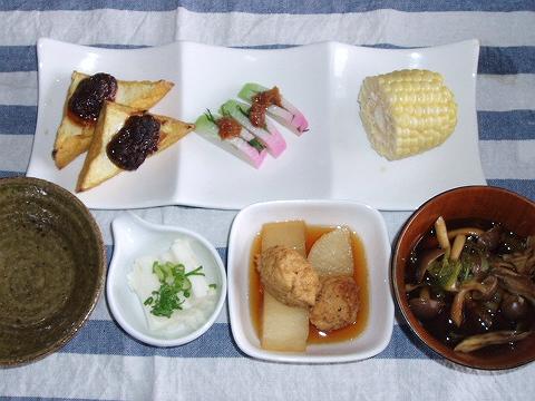 200896夕ご飯
