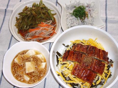 200897夕ご飯