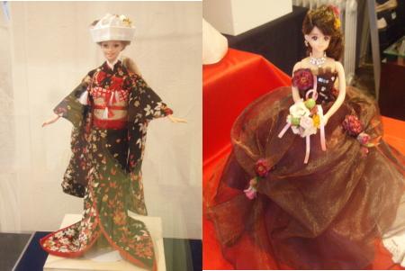 和装&カラードレス