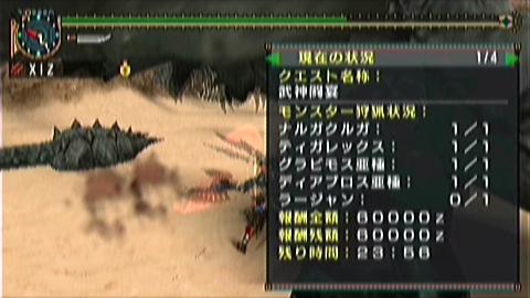 双剣×武神(4ディア討伐23分56秒)