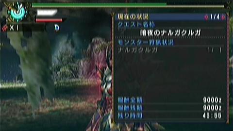 双剣×ナルガ原種(6分05秒)