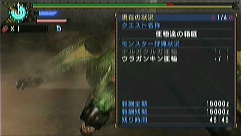 双剣×箱庭(7分19秒)ナルガ討伐タイム