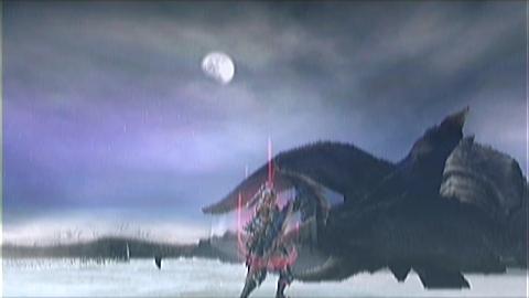 双剣×黒ディア 月