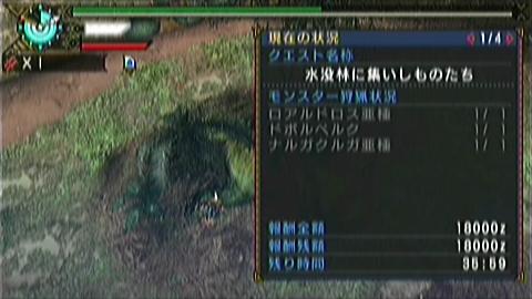 双剣×水没林集い(14分01秒)