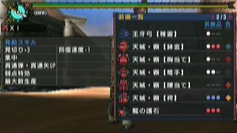 終焉×ガチ弓(21分02秒)装備