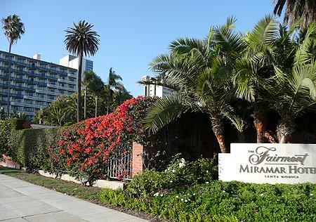 フェアモント・ミラマー・ホテル