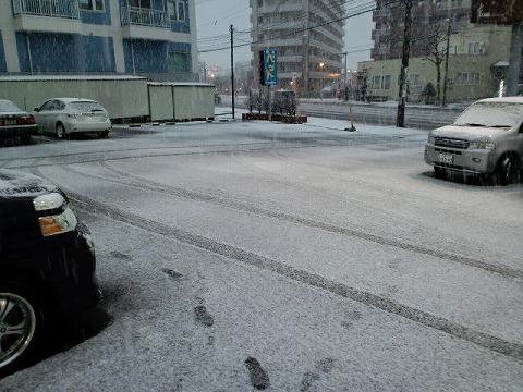 ゆ、雪~090426